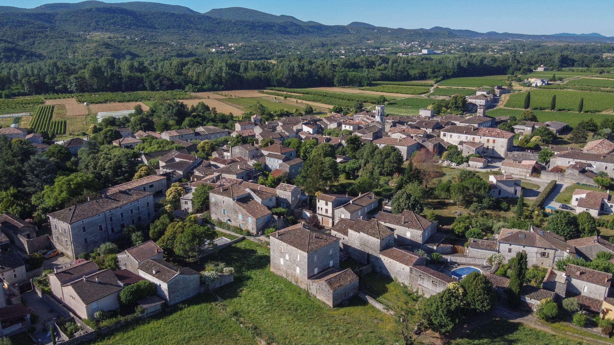 Bienvenue à Saint Alban Auriolles